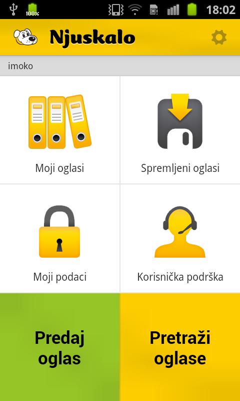 Android naslovnica