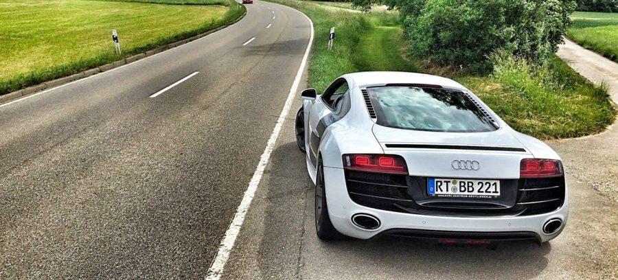 Audi R8 Pexels
